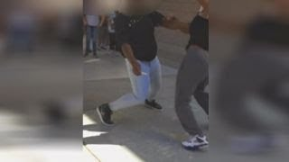 Teen girl gets stabbed during fight