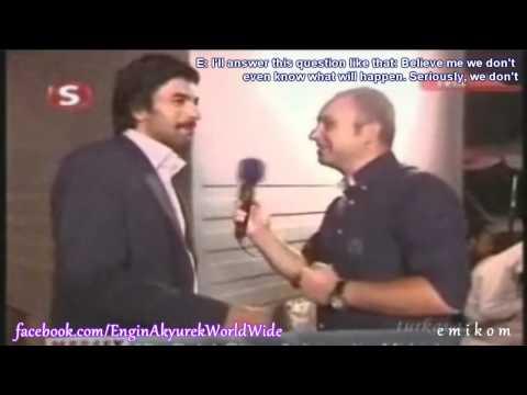 Engin Akyürek - Bir Bulut Olsam set - STV - Her Şey Yolunda with English subs