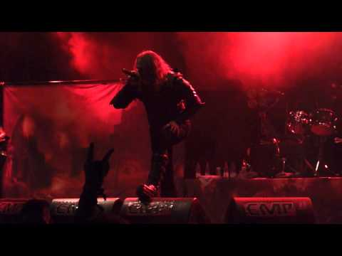 Dark Funeral - My Funeral @ Summer Breeze 2010