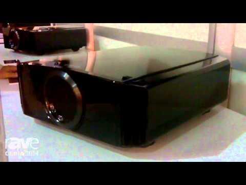 CEDIA 2014: JVC Showcases the DLA-X500, DLA-X700 and DLA-X900 Projector