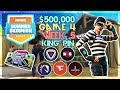 $500,000 🥊King Pin Summer Skirmish🥊 Week 5 Game 4 (Fortnite)