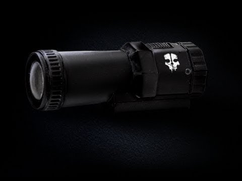 Review: Tactical camera Call Of Duty GHOSTS