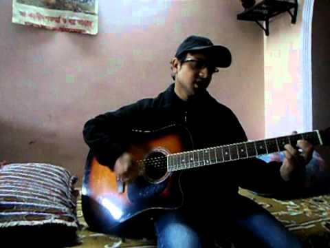 mere bina(crook) acoustic cover .... mohit chauhan version