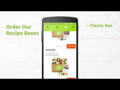 HelloFresh - Get Cooking APK Cover