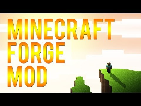 How To Install Minecraft Forge Mod for Minecraft 1.7.9/1.7.10/1.8 Tutorial (Windows & Mac) [HD]