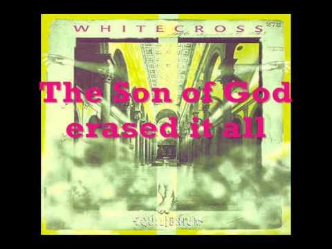 White Cross - Behold