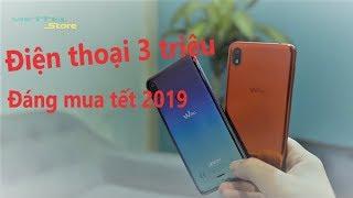 TOP điện thoại giá 3 triệu đáng mua nhất dịp tết 2019