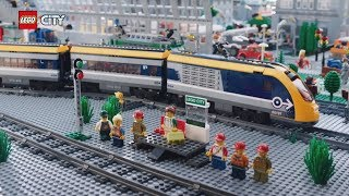 Musique Pub 2018 - LEGO - City - Train