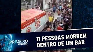 Chacina deixa 11 mortos em Belém | Primeiro Impacto (20/05/19)