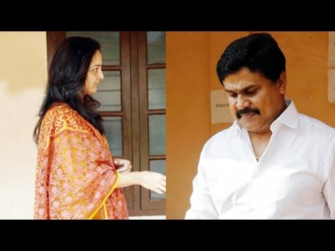 Dileep, Manju Warrier Officially Part Ways