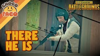 Oh I See You Have a Big Gun - chocoTaco PUBG Gameplay