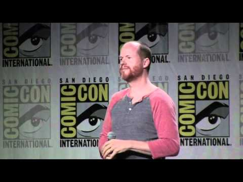 SDCC '11 Joss Whedon Panel