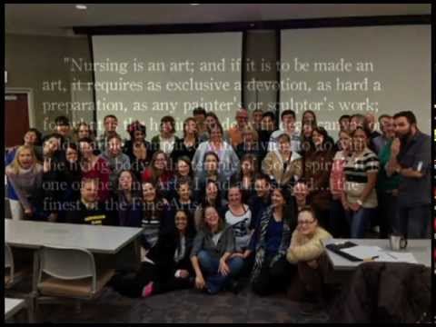 Harper College Nursing Slideshow 2012