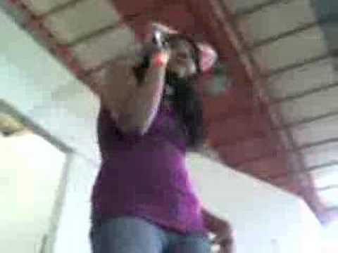 Ana Karina expoanimekaraoke 2008