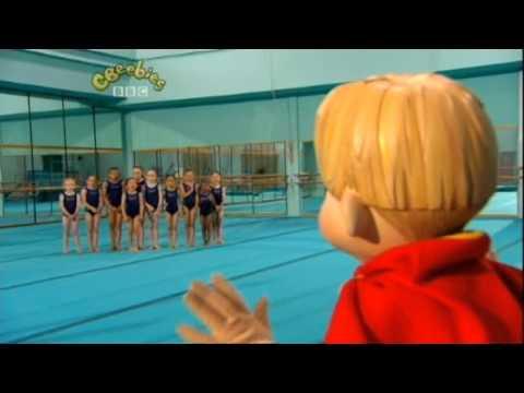 LazyTown Extra   04   Fantastic Gymnastics!