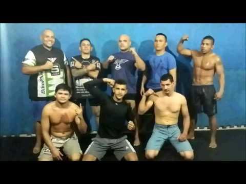 Esporte Amazônia  Papo Esportivo com Marcelinho Pequeno lutador de MMA