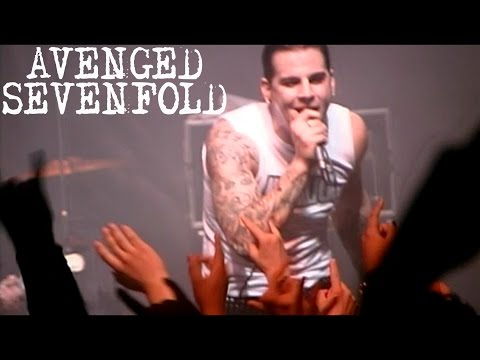 Avenged Sevenfold Unholy Confessions Official Music Video