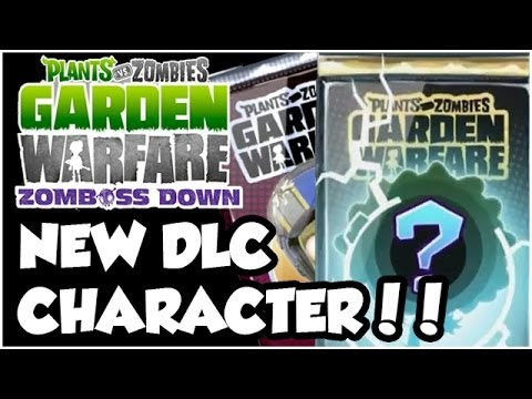 Plants vs. Zombies Garden Warfare - NEW DLC CHARACTER!! SPECTACULAR PACK!! (Xbox One HD)
