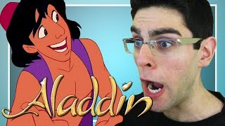 Teen Reaction to ALADDIN (TV series) - Shamim Reacts