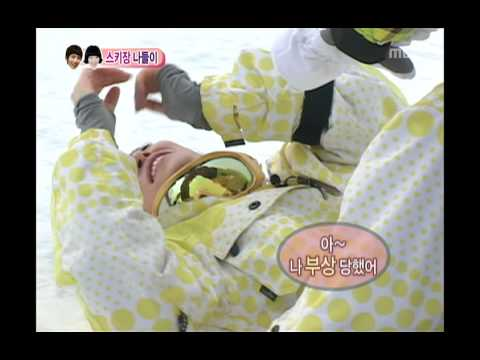 우리 결혼했어요 - We Got Married, Jo Kwon, Ga-in(9) #03, 조권-가인(9) 20091212 video