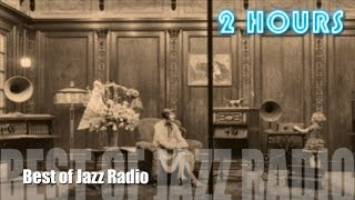 Best Jazz Radio & Jazz Radio Station: TWO hours Jazz Radio Paris Cafe Online