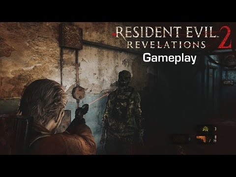 Barry and Natalia Gameplay - Resident Evil: Revelations 2