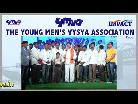 Cine Actor Murali Mohan Maganti MP at IMPACT RJY 2018