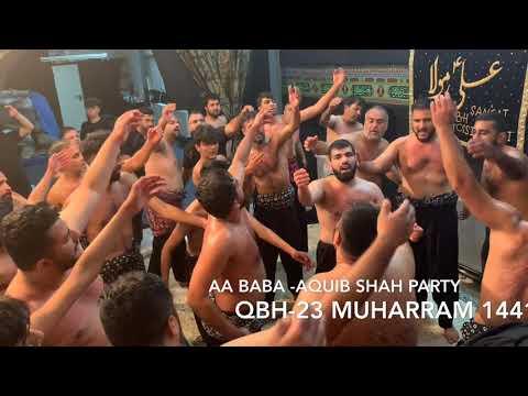 AA BABA KARR MADAD-AQUIB SHAH PARTY QBH BONN GERMANY