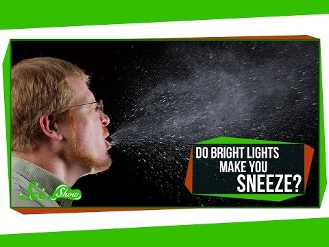 Can Bright Light Make You Sneeze?