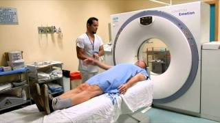 Paul Gets a CAT Scan