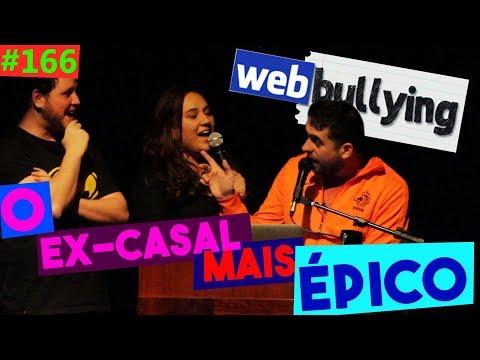 WEBBULLYING #166 - O CASAL DE EX MAIS ÉPICO DO WEBBULLYING! (Águas Claras, DF) Vídeos de zueiras e brincadeiras: zuera, video clips, brincadeiras, pegadinhas, lançamentos, vídeos, sustos