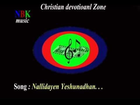 Nallidayen Yeshunadhan . . . malayalam christian devotional...