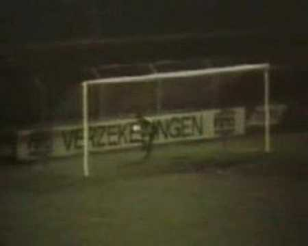 Goal Oscar Zijlstra