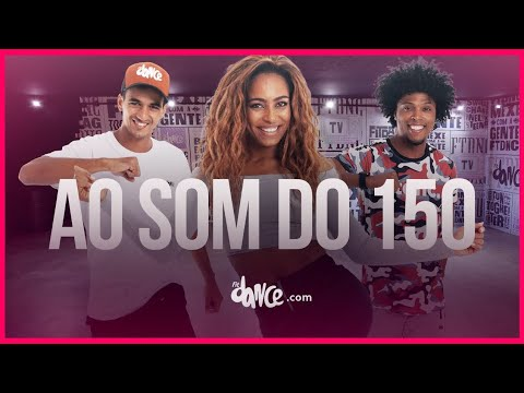 Ao Som do 150 - MC Rebecca | FitDance TV (Coreografia) Dance Video thumbnail