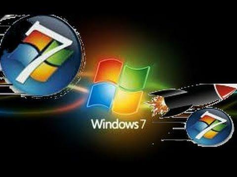 Acelerar windows 7 al máximo-todas las versiones
