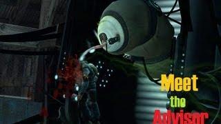 Half Life 2 [HD] Episode 2 / Meeting the 'Advisor'