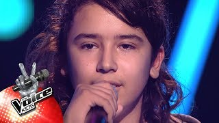 Latif - 'Bang Bang' | Blind Auditions | The Voice Kids | VTM