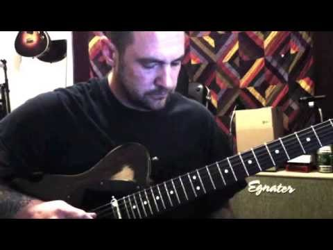 I Don't Even Know Your Name Solo - Brent Mason Solo