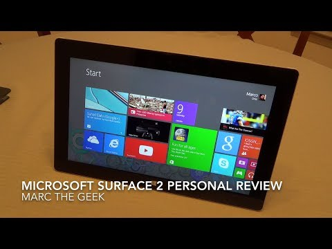 Microsoft Surface 2 Personal Review