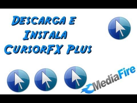 Tutorial Para Descargar e Instalar Cursor FX Plus FULL+ [Pack de Cursores,Efectos,Sonidos].mp4