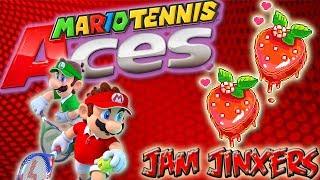 Mario Tennis Aces - Jam Jinxers