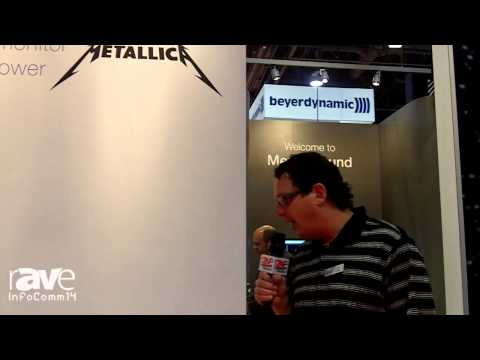 InfoComm 2014: Meyer Sound Exhibits the MJF-210 Stage Monitor