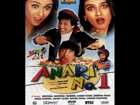Tujhe Dekh Ke Jaane Jaana Full Song (HD) - Anari No.1