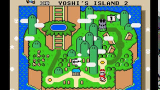 Super Mario World - Yoshi's Secret Level