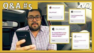 ¿Mi top 3 de medios automotrices en México? ¿Cómo son los autos en China? - Q&A #5