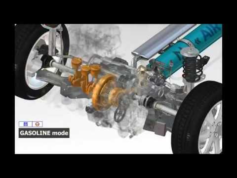 Peugeot Citroen*Hybrid Air*Concept Car*ALTCAR Expo 2015(18-19 September)