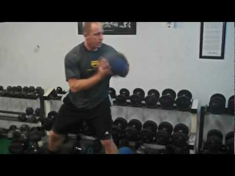 Speed Training: Med Ball Edition (8 Explosive Medicine Ball Exercises) Image 1