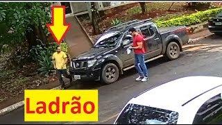 Ladrão finge ser comprador do OLX para roubar carro. Aconteceu na asa norte, Brasília.