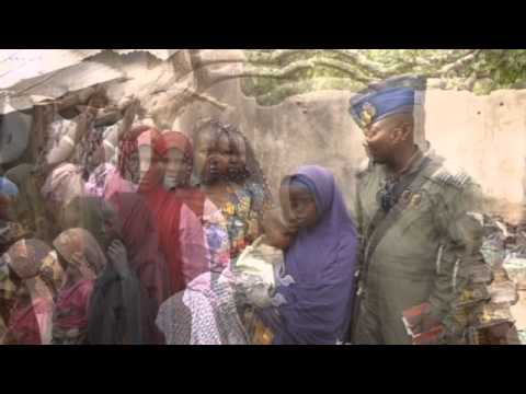 Nigerian Army Rescues 234 More Girls, Women From Boko Haram Camps In Sambisa Forest