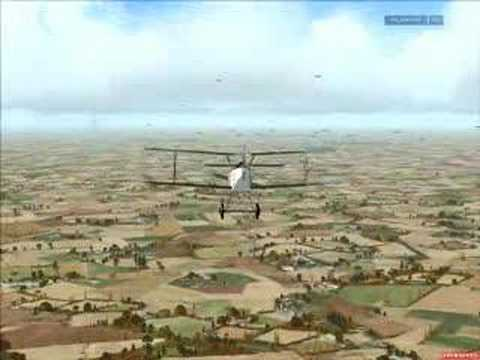 Abacus WWI Dogfight in Flight simulator X
